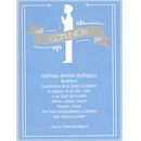 First Communion Boy Communion Invitation