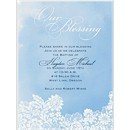 Lacy Blessing Baptism Invitation