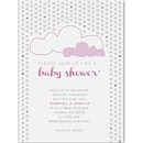 Shower of Hearts Baby Shower Invitation